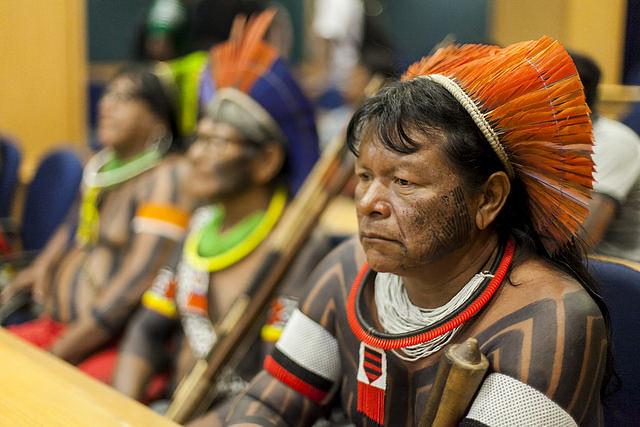 Indígenas apontam desmontes e retrocessos nas políticas públicas - Créditos: Foto: Flickr