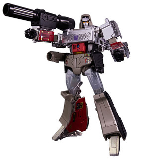 TAKARA TOMY Transformers Masterpiece MP-36+ Megatron Exclusive!