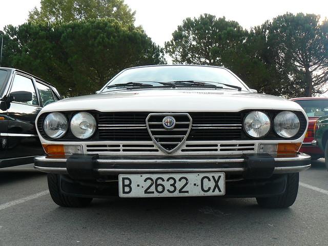ALFA ROMEO GTV-4, Panasonic DMC-FZ8