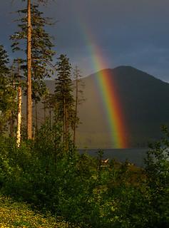 Wrangell Rainbow