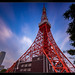 Tokyo Tower by Mikedie1