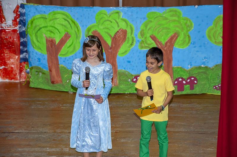 English theatre- Infantil-Primero y Segundo