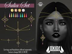 OXIDE Salia Set @ Redeux