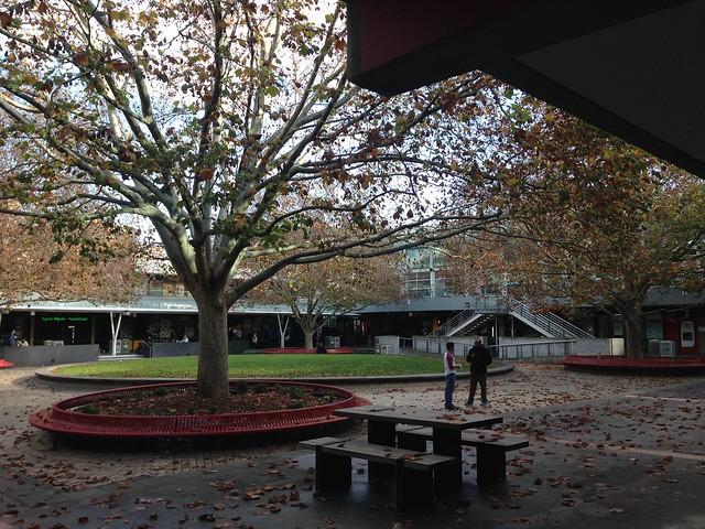 The Agora, La Trobe University