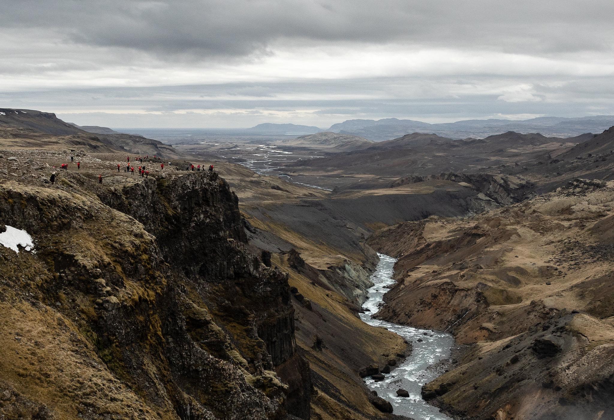 Laxárgljúfur, Iceland
