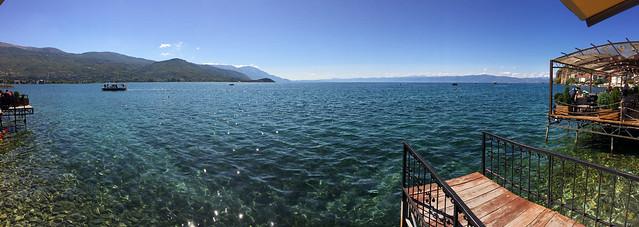 Lake Ohrid Panorama