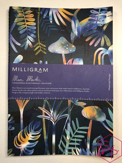 @MilligramStore Notebooks from Marc Martin Kaleidoscope Jungle & Melbourne Museum 2