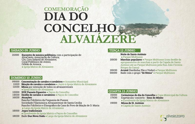 Dia do concelho alvaiázere 2018 jornal