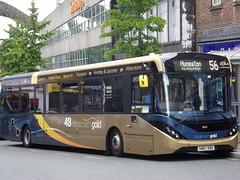 Stagecoach Midlands ADL Enviro 200 MMC 26215 SN67 XDH