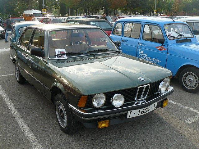 BMW SERIE 5, Panasonic DMC-FZ8