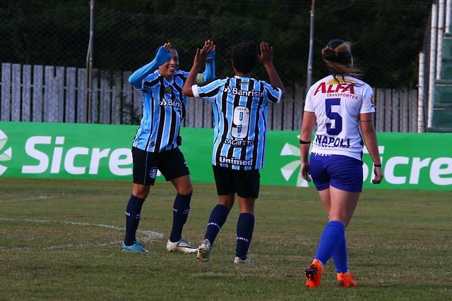 Grêmio 4x2 Napoli (Brasileirão 2018)