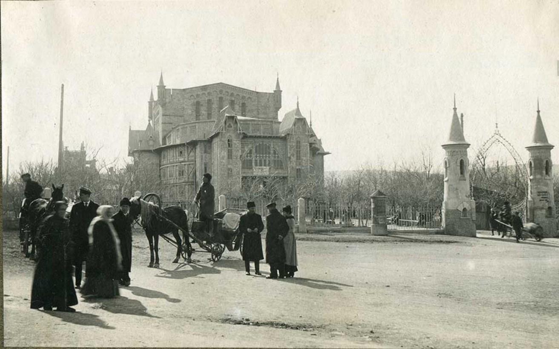 Новороссийск в 1920