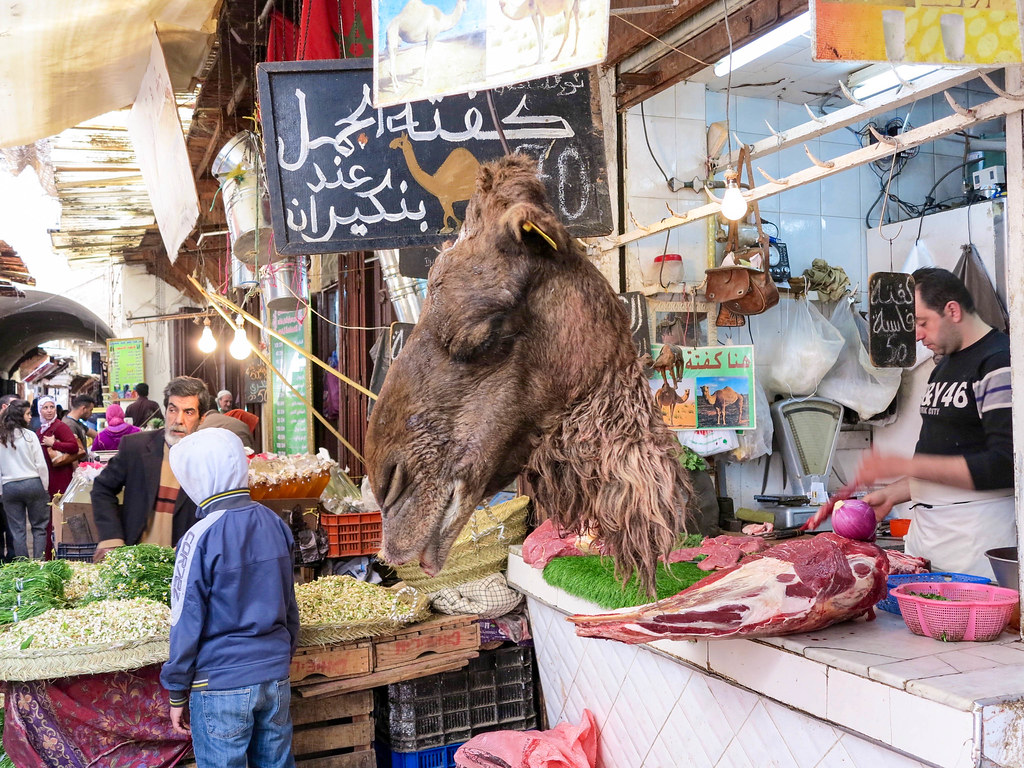 Mercado de Fez