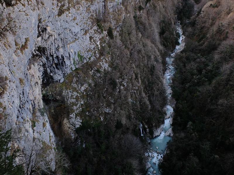 Georgia. Cave