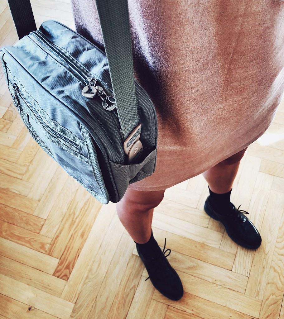 grön väska