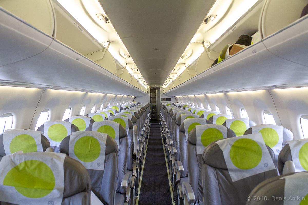 S7 Airlines первый рейс в Саратов фото 11