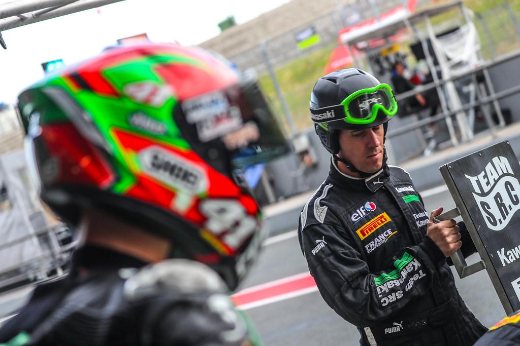 8,Hours,Oschersleben,2018,N 11 Team Src Kawasaki,