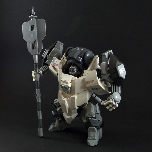The Crusader Mech