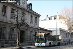 Setra S 415 NF - Communauté d'Agglomération du Gapençais / Linéa n°42 - Photo of Gap
