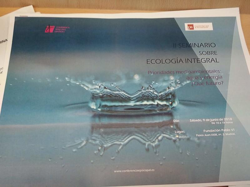 II Seminario sobre Ecología Integral