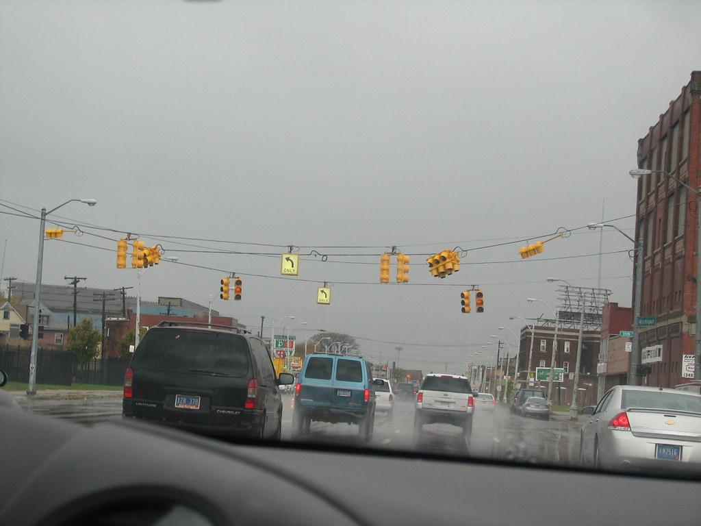 США. Детройт или грязная Америка