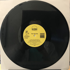 WU-TANG CLAN:PROTECT YA NECK(RECORD SIDE-A)