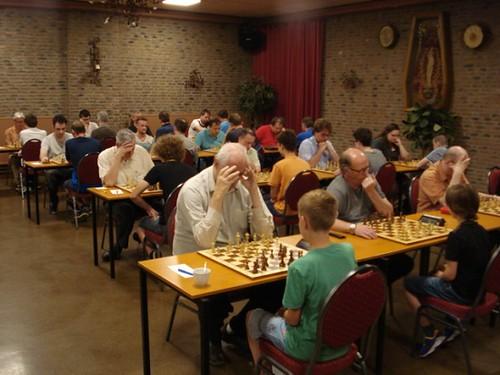 2018 Open LK snelschaak teams