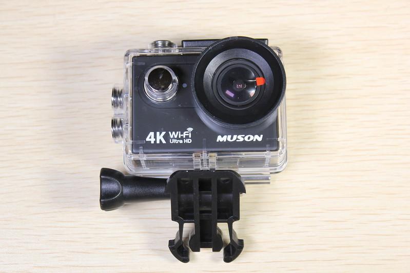 MUSON(ムソン)アクションカメラ 開封レビュー (24)