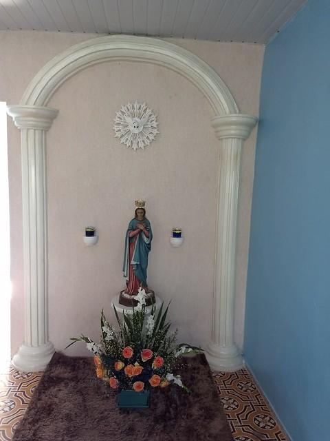 Inauguração da Sala de Nossa Senhora no Crato/CE