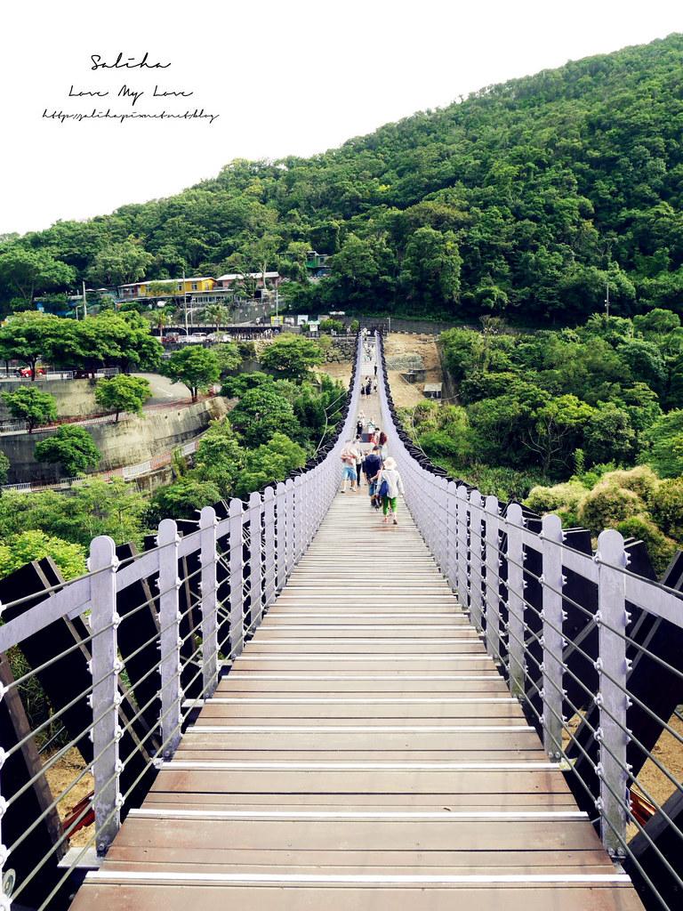 內湖碧山巖白石湖吊橋景點一日遊 (1)