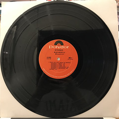 MANDRILL:MANDRILL(RECORD SIDE-B)