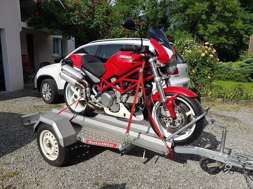 Ducati Monster 800 S2R