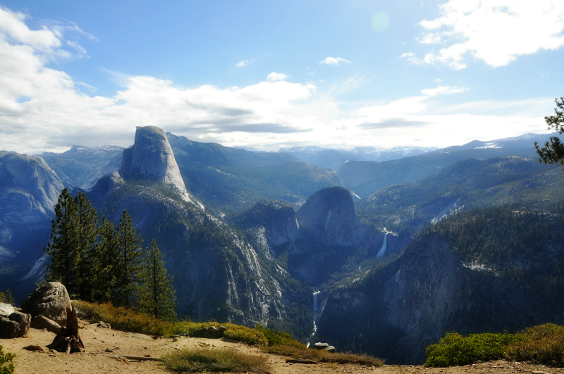Yosemite Glacier Point @ Mt. Hope Chronicles