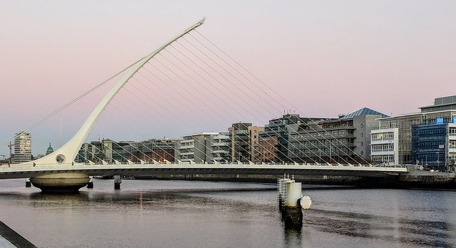 where to live in Dublin apartment rent