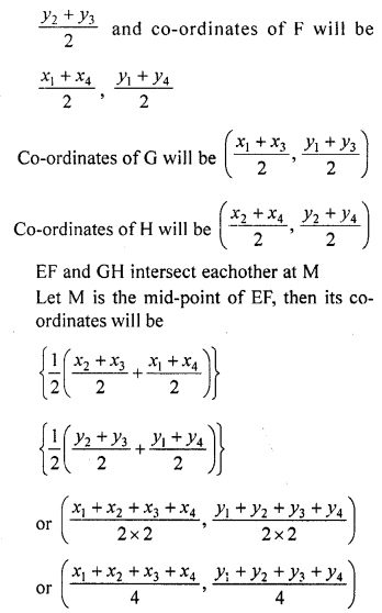 RD Sharma Class 10 Pdf Chapter 14 Co-Ordinate Geometry