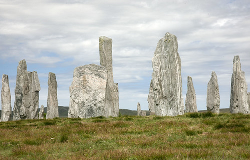 Callanish stones | by BUTEOGRAPHYGIRL