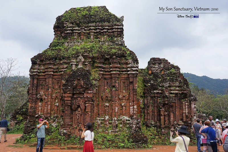 Central Vietnam (2018): My Son Sanctuary, Marble Mountains & H?i Vân Pass