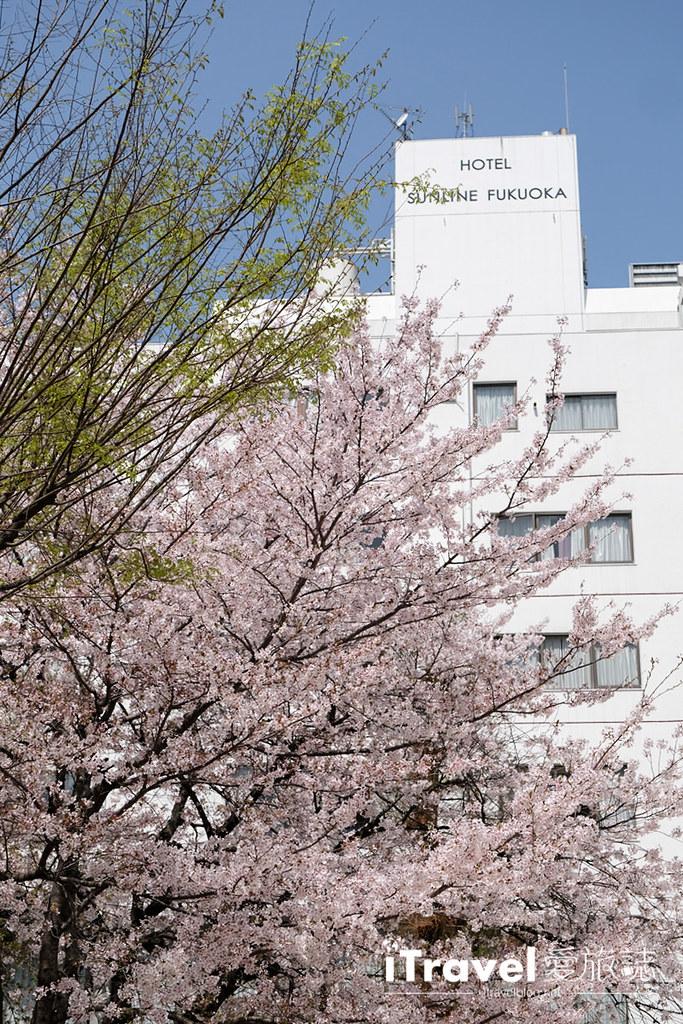 福冈博德站前SUNLINE饭店 Hotel Sunline Fukuoka Hakata-Ekimae (5)