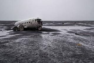 Plane wreck (II) - Sólheimasandur (Iceland)