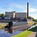 Huddersfield Narrow Canal, Slaithwaite, Yorkshire