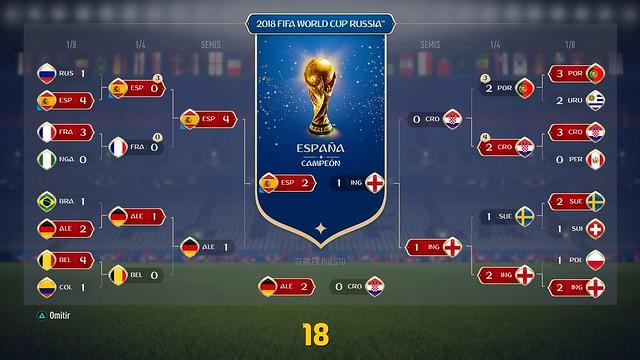 FIFA 18 _ Torneo FIFA World Cup™ (en los menús)