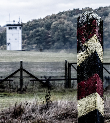 Deutsch, deuscher Grenzposten