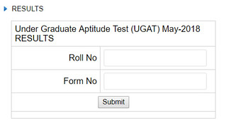 AIMA UGAT Result Declared - Login to Check result