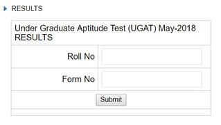 AIMA UGAT Result Declared - Login to Check result