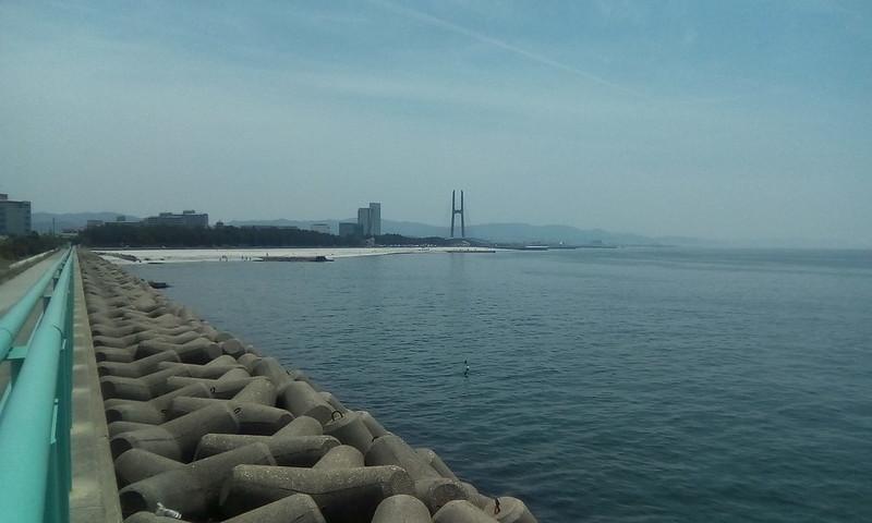 Marble Beach, Rinku, Osaka