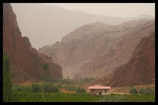 Isolation. Mohra, Iran.