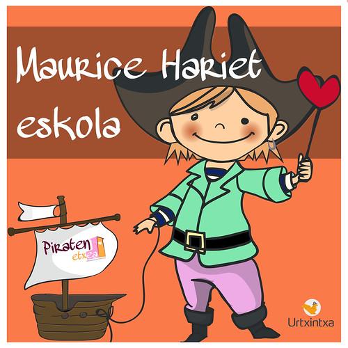 Pirata Egonaldia- Maurice Harriet eskola 2018-06-18/2018-06-19