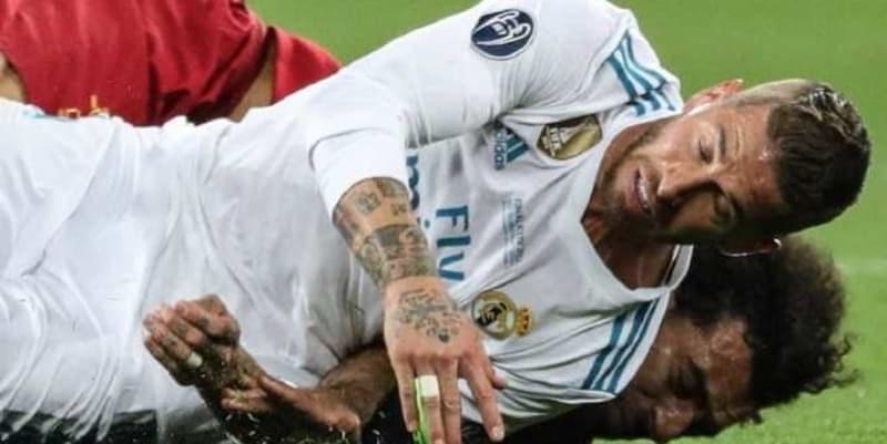 Sergio Ramos Akhirnya Dituntut Setelah Melukai Mohamed Salah Dengan Sengaja