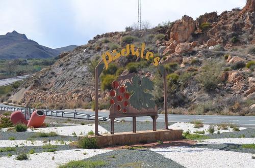 Andalucía - Almería - Alpujarra - Padules