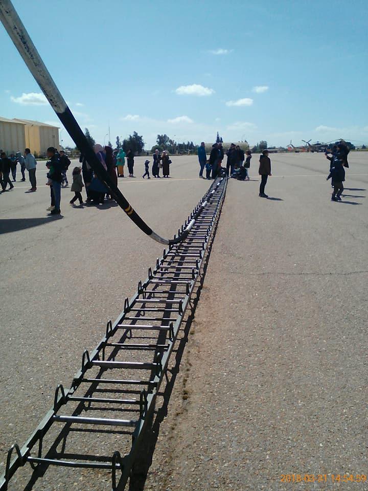 أكبر و أضخم موسوعة صور لطائرات النقل و الشحن الجزائرية AAF- iL 76/ iL 78 - صفحة 37 41727252104_61358df472_b
